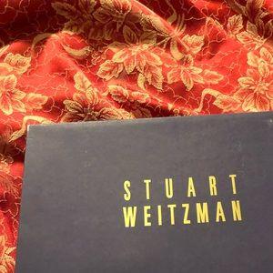 Stuart Weitzman Black Pump Brand New